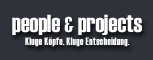People & Projects -